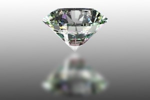 The way a diamond is cut greatly affects its appearance.