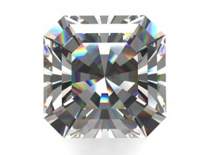 Cubic zirconia shines in all colors of the rainbow.